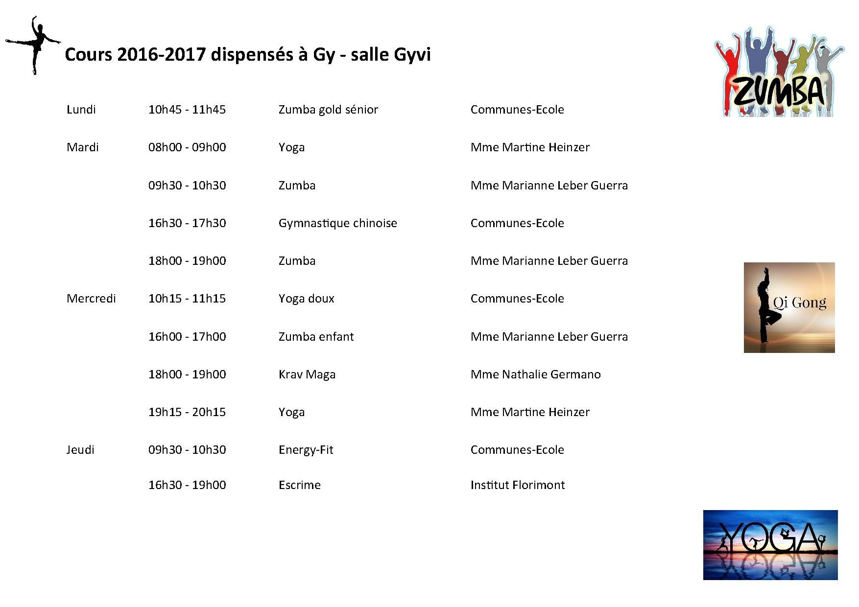 cours gy 2016 2017 4